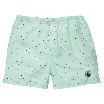 Polka Dot Swim- Mint Green